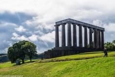 Calton Hill - Monument