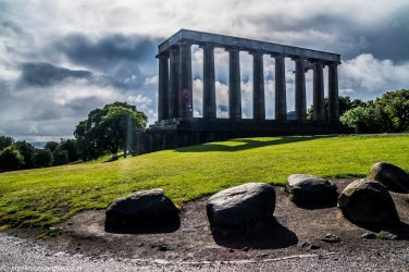 Calton Hill - National Monument