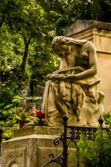 Fryderyk Chopin - Pere Lachaise