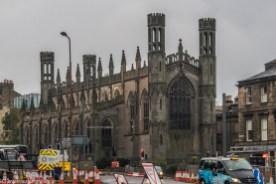 Edynburg kościół PS & GS