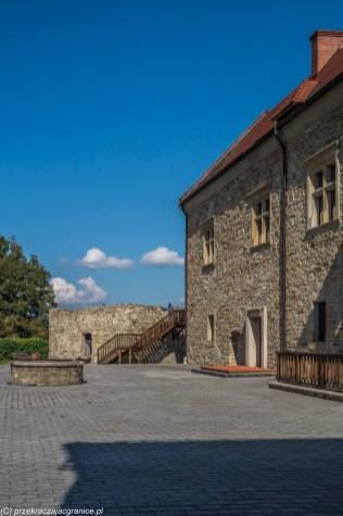 Brama Bieszczad - Zamek w Sanoku