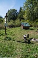 Na szlaku - dzień w Bieszczadach