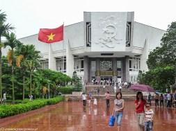 hanoi - mauzoleum ho chi minha budynek