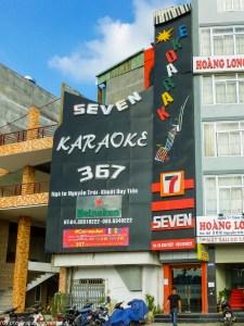 hanoi - karaoke bar