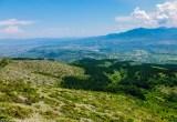 okolice skopje - panorama kotliny skopijskiej krajobraz macedonia