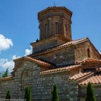 ochryda na weekend - klasztor sw nauma paw na dachu
