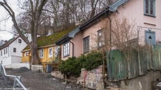 Oslo za darmo - Telthausbakken
