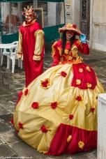 Karnawał w Wenecji - stroje