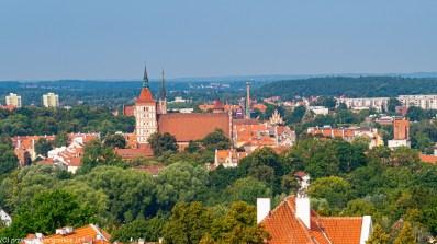 Weekend w Olsztynie - Obserwatorium