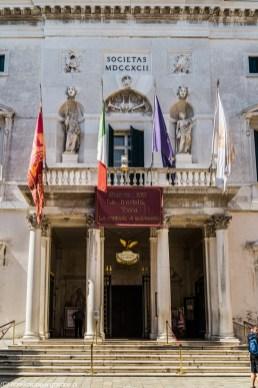 karnawał w Wenecji - teatr
