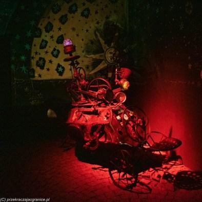 atrakcje karpacza - karkonoskie tajemnice maszyna do poszukiwania korzenia mandragory