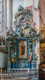 weekend w Toruniu - kościoły