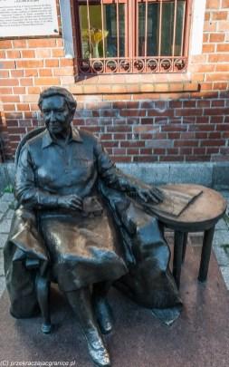 weekend w Toruniu - pomniki