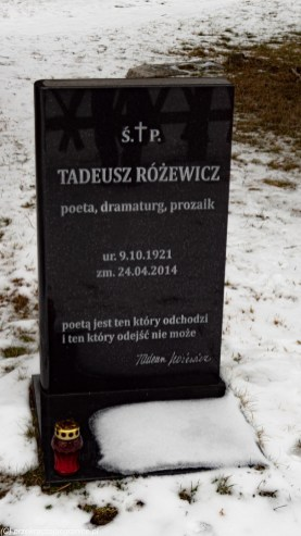 atrakcje karpacza - świątynia wang grób Tadeusza Różewicza