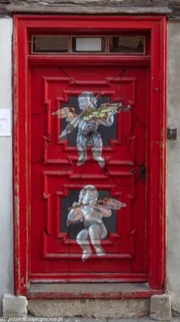 zamek książ - kościół pokoju w świdnicy baroccafe drzwi