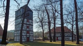 zamek książ - kościół pokoju w świdnicy dzwonnica barokowy zakątek