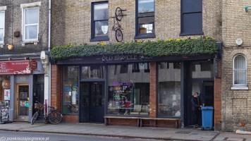 Cambridge - Old Bicycle Shop