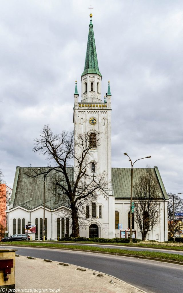 Biały Kościółek - Gorzów Wielkopolski