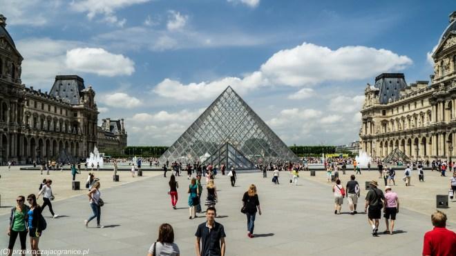 Luwr - Paryż