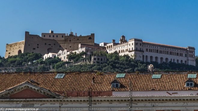Neapol - Castel Sant'Elmo