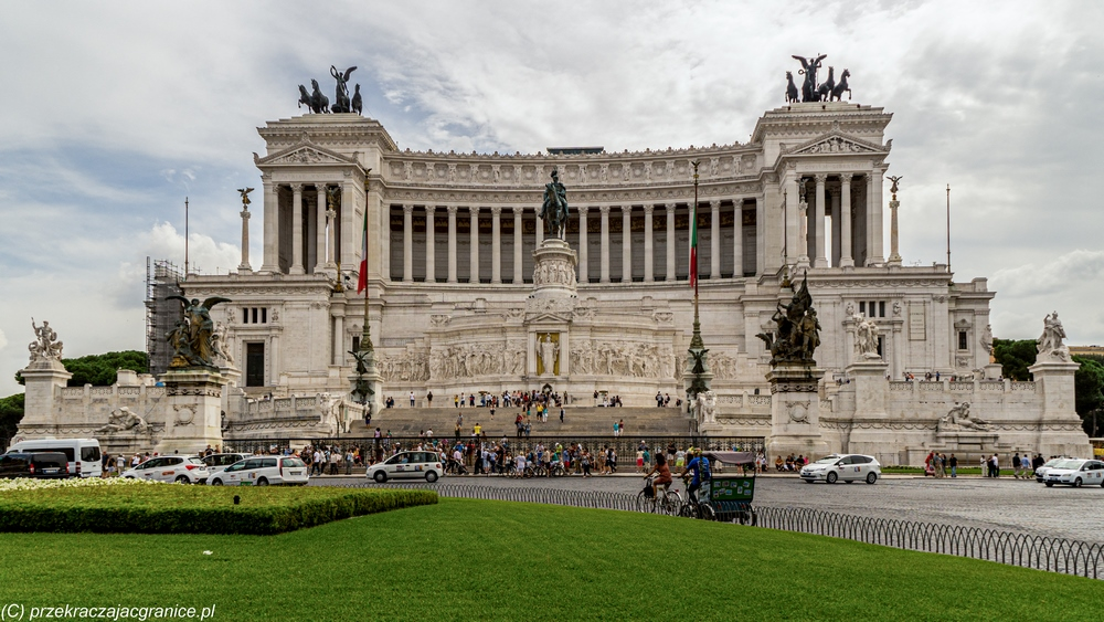 Rzym i Watykan w jeden dzień
