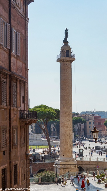 Kolumna Trajana - Rzym