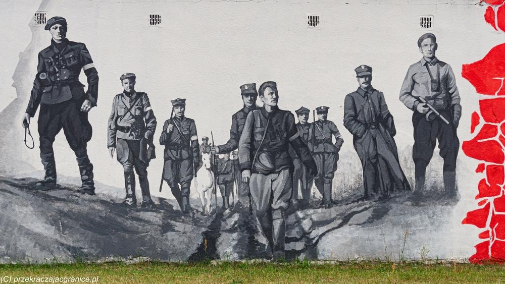 Mural - Biała Podlaska
