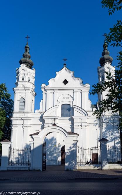 Biała Podlaska - Kościół Narodzenia NMP