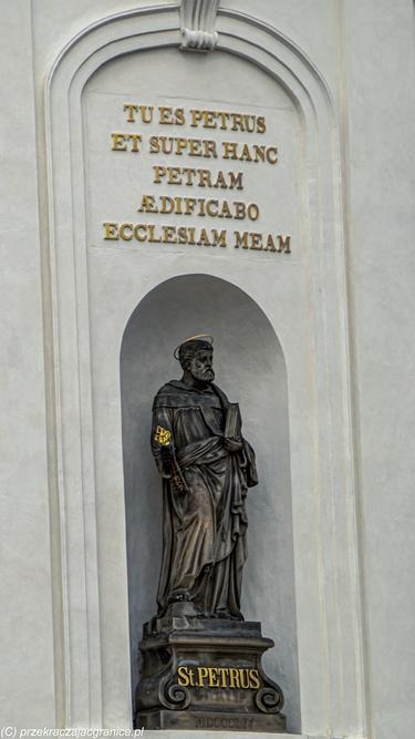Kaplica św. Krzyża - Praga