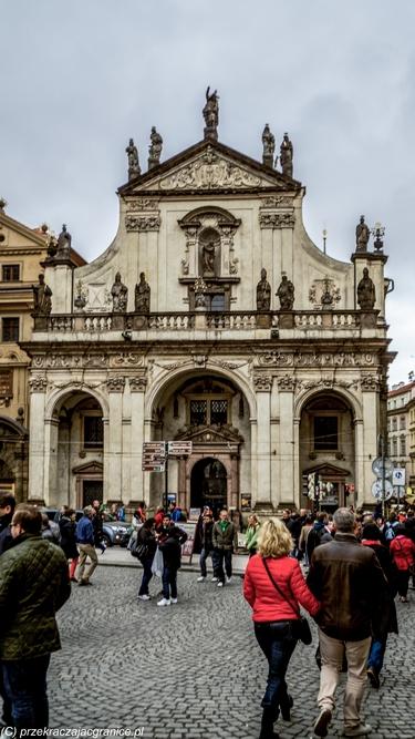 Kościół Najświętszego Zbawiciela - Praga