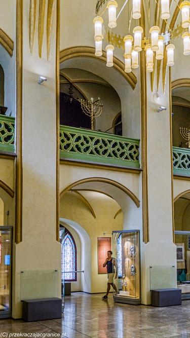 Synagoga Maisela - Josefov