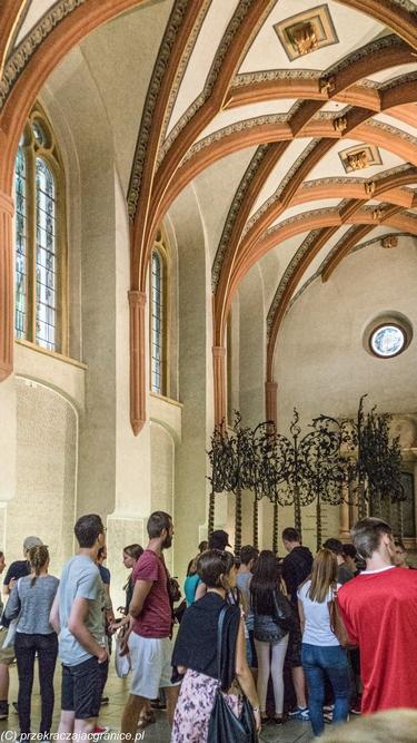 Synagoga Pinkasa - Praga