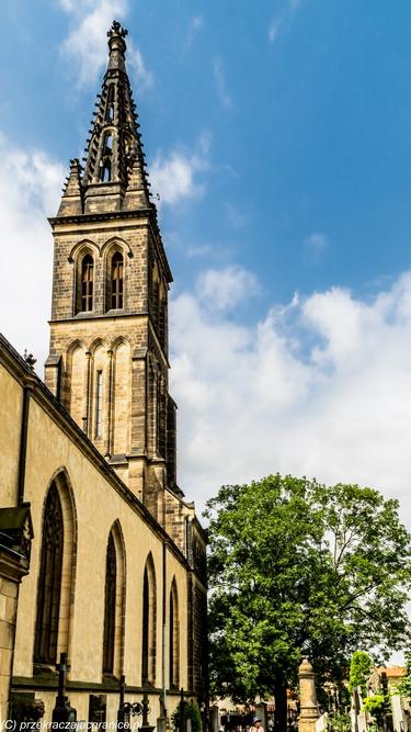 Bazylika św. Piotra i Pawła - Wyszehrad