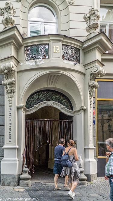 Muzeum Montanelli - Praga