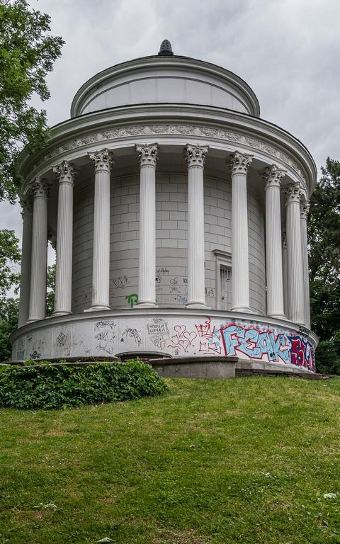Świątynia Westy - Warszawa