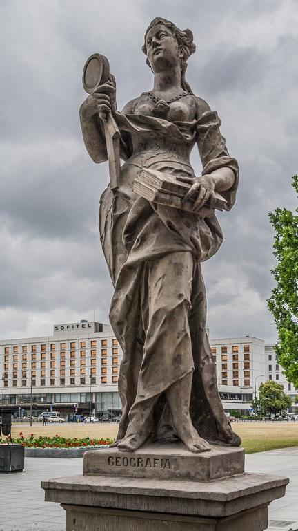 Ogród Saski - Centrum Warszawy
