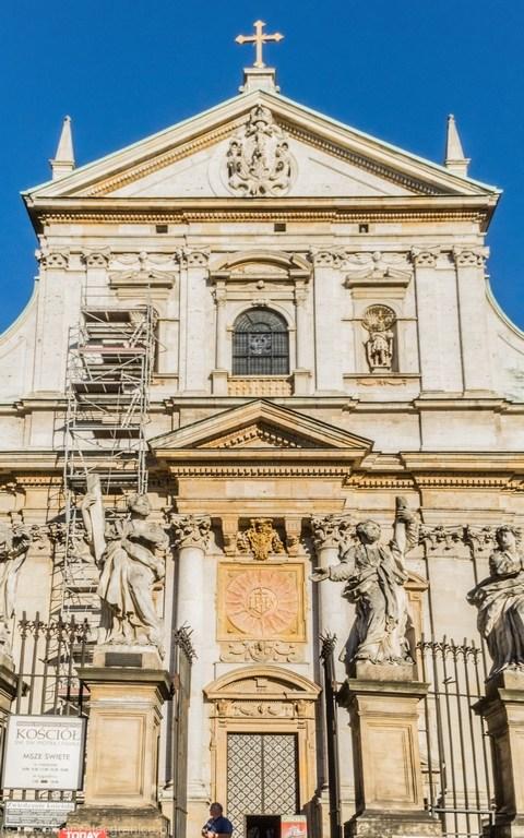 Kościół Piotra i Pawła w Krakowie