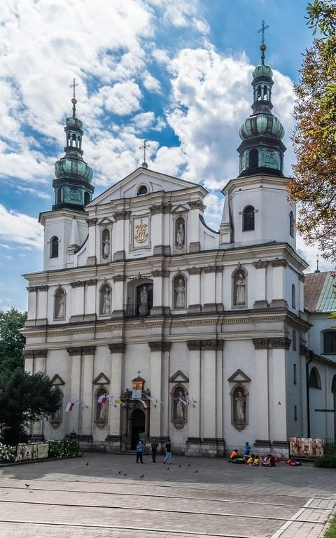 Bernardyni - Kraków