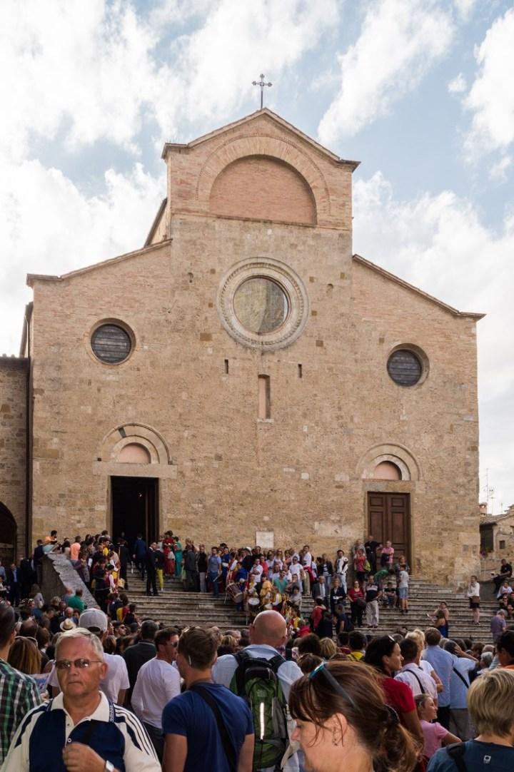 San Gimignano - kolegiata Santa Maria Assunta