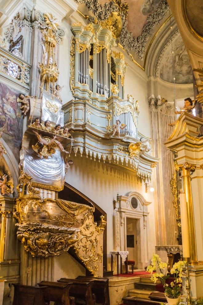 Kraków - Kościół św. Andrzeja