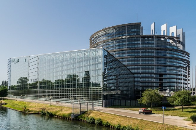 parlament europejski strasburg