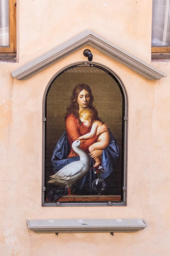Siena - dom św. Katarzyny