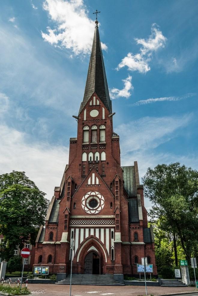 kościół ewangelicki częstochowa