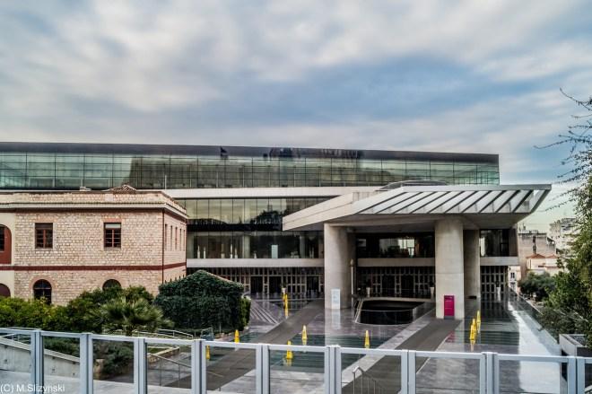 Ateny - muzea