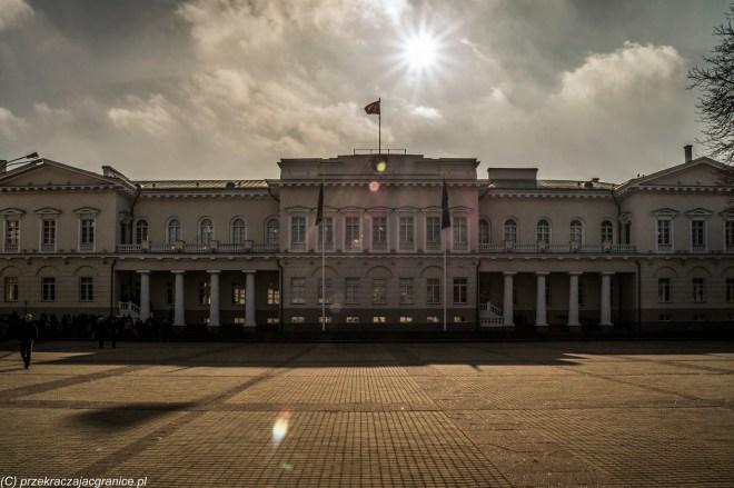 Pałac Prezydencki - Wilno