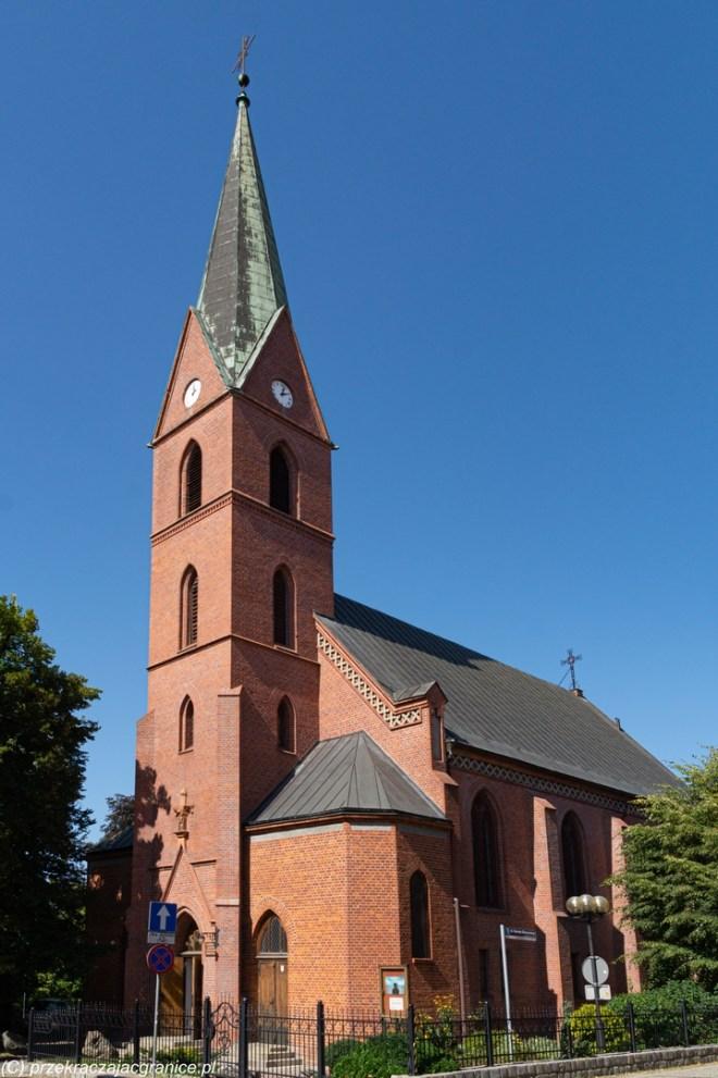Olsztyn - kościoły