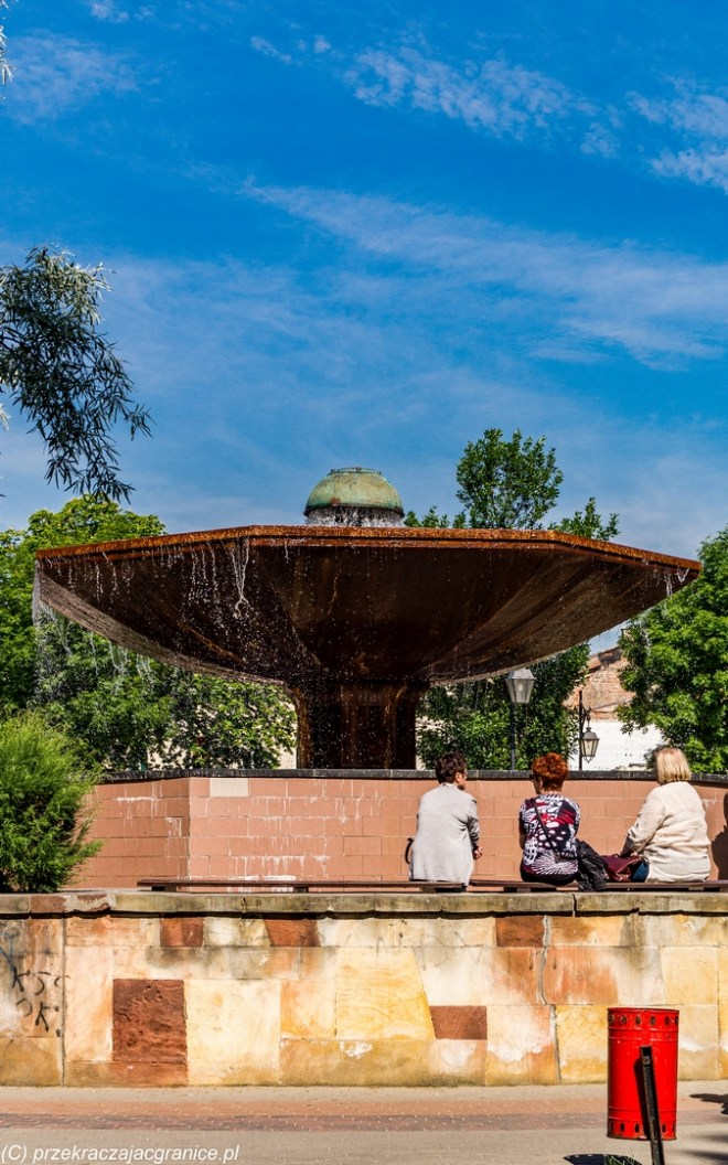 Ciechocinek - fontanna