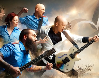 Band-Photo-Devin-Townsend-Project