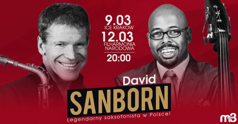 David_Sanborn_plakat