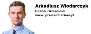 Lęk przed porażką - Arkadiusz Włodarczyk